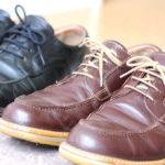小指の爪の変形をすっかり治してくれた!歩きやすいアシックスの靴