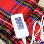 冷え性におすすめ!おしゃれで安くて洗える大人気の電気ひざ掛け毛布