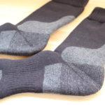冷え性向け、旅行でも使える厚手で暖かくて履き心地抜群の靴下