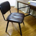 在宅勤務で買ってよかったキャスターなしで座面が広くて平らな椅子